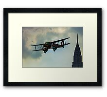 Business Class Travel In The 1930s Framed Print