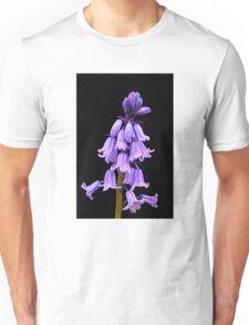 Bluebell Flower Unisex T-Shirt