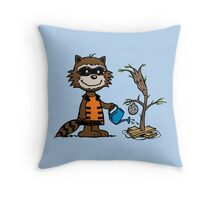 Guardian Grief! Throw Pillow