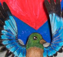 Hearty Bird Sticker