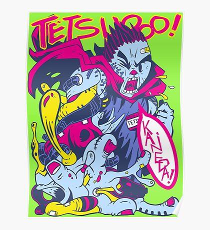TETSUOOO! Poster