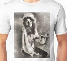 Janis Joplin, Musician Unisex T-Shirt