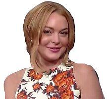 Lindsay Lohan HOT by skullvato