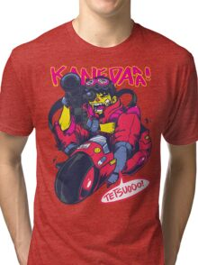 KANEDAAA! Tri-blend T-Shirt
