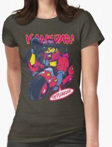 KANEDAAA! Womens Fitted T-Shirt