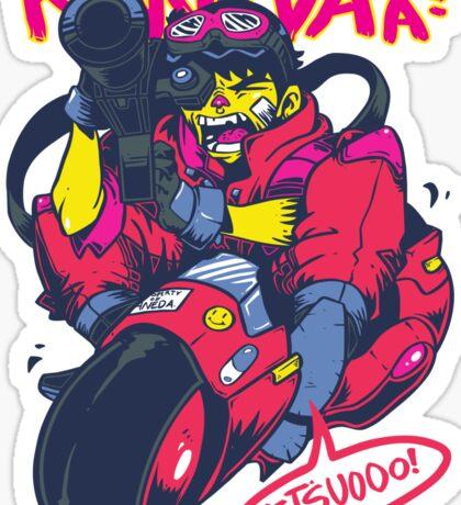KANEDAAA! Sticker