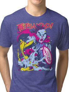 TETSUOOO! Tri-blend T-Shirt