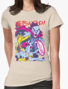 TETSUOOO! Womens Fitted T-Shirt