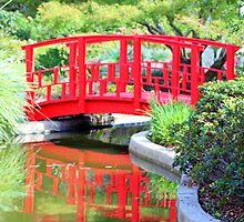Red Bridge by Cynthia48