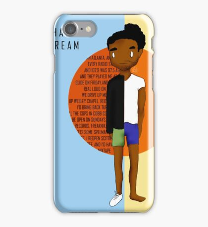And I'd Have My Own Gangsta Grillz Mixtape iPhone Case/Skin