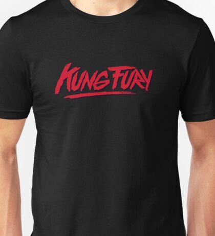 Kung Fury Logo Unisex T-Shirt