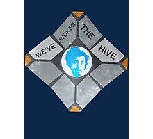 We've Woken The Hive Photographic Print