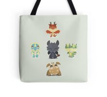 Baby Dragons How To Train Your Dragon 2 Tote Bag