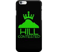 Hill Contested - Halo 3 iPhone Case/Skin