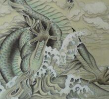 Sea Dragon Sticker