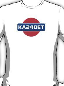 KA24DET Nissan Engine T-Shirt