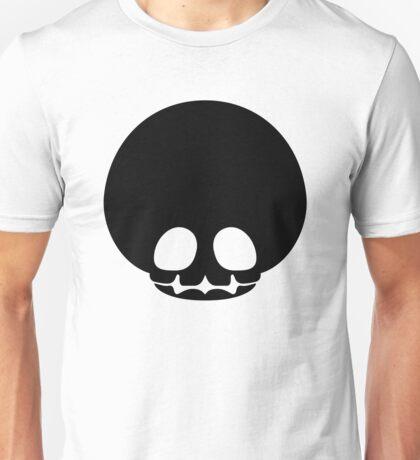 Toad Skull - Black Unisex T-Shirt