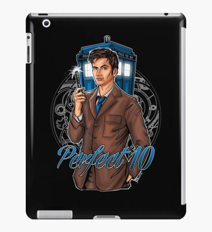 Perfect 10 iPad Case/Skin