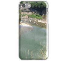 Intersections, Letchworth State Park iPhone Case/Skin