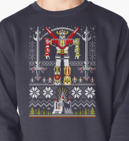 Yuletron Pullover