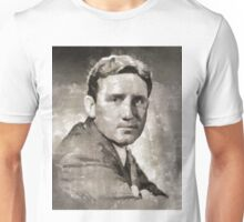 Spencer Tracy Vintage Hollywood Actor Unisex T-Shirt