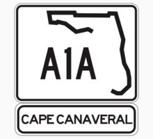 A1A - Cape Canaveral by IntWanderer