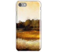 Autumn Lake iPhone Case/Skin