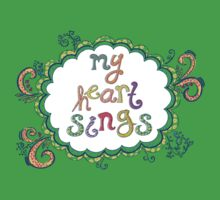 My Heart Sings Kids Clothes
