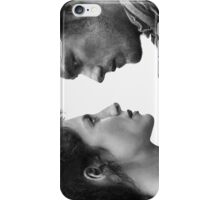 Outlander - Jamie x Claire iPhone Case/Skin