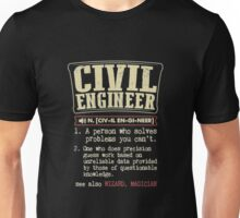 Civil engineering Unisex T-Shirt