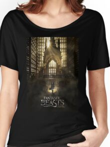 FANTASTIC BEASTS Women's Relaxed Fit T-Shirt
