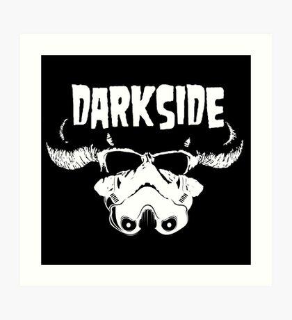 Danzig Stormtrooper Art Print