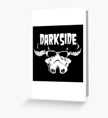 Danzig Stormtrooper Greeting Card