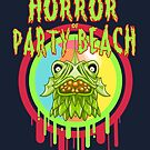 Party Beach Horror by DocHackenbush