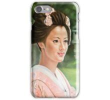 Japanese Bride iPhone Case/Skin