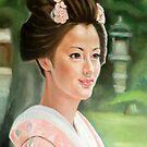 Japanese Bride by Hidemi Tada