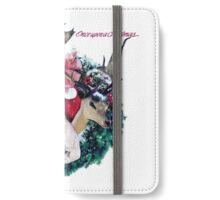 Kenny Rogers & Dolly Parton : Once Upon a Christmas iPhone Wallet/Case/Skin