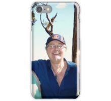 *Three Bubblers at Werribee River - Vic.* iPhone Case/Skin