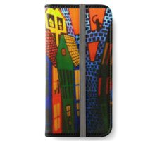 Chaotic house iPhone Wallet/Case/Skin
