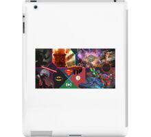 all u want in life made by bryan iPad Case/Skin