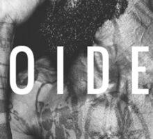 Death Grips - Noided Sticker
