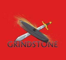 Grindstone Logo Kids Tee