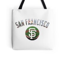 San Francisco Giants Stadium Color Tote Bag