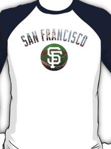 San Francisco Giants Stadium Color T-Shirt