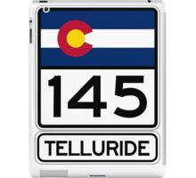 Telluride - Colorado's Gem iPad Case/Skin