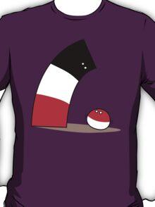 Polandball - Poland's Anschluss T-Shirt