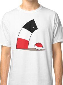 Polandball - Poland's Anschluss Classic T-Shirt
