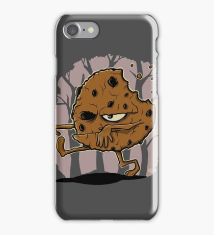THE WALKING COOKIE iPhone Case/Skin