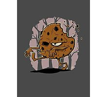 THE WALKING COOKIE Photographic Print