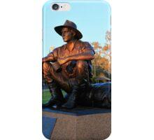 The Cunnamulla Fella iPhone Case/Skin